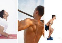 bài tập tăng chiều cao cho nam