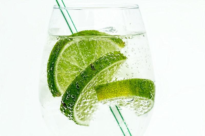 giảm mỡ bụng bằng nước chanh