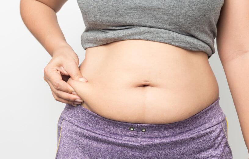 nguyên nhân gây mỡ bụng sau sinh