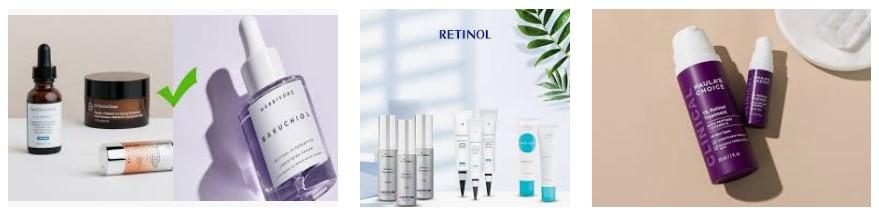 luu y khi dung retinol